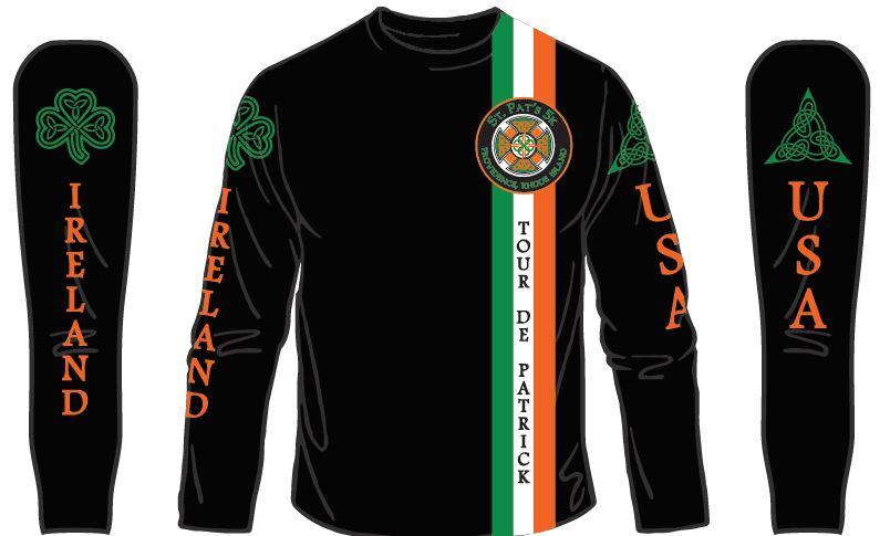 Tour de patrick for T shirt printing providence ri